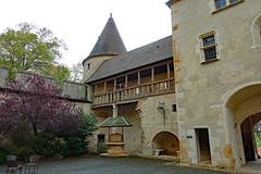 2019-10-17 10-21 Lyon 129 Château de Corcelles