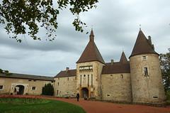 2019-10-17 10-21 Lyon 123 Château de Corcelles