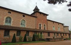 2019-10-17 10-21 Lyon 169 Châtillon-sur-Chalaronne, Hôpital - Photo of Saint-André-le-Bouchoux