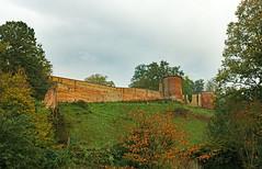 2019-10-17 10-21 Lyon 167 Châtillon-sur-Chalaronne, Château - Photo of Saint-André-le-Bouchoux