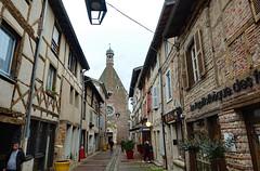 2019-10-17 10-21 Lyon 159 Châtillon-sur-Chalaronne - Photo of Saint-André-le-Bouchoux