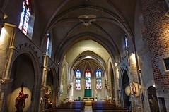 2019-10-17 10-21 Lyon 157 Châtillon-sur-Chalaronne, Église Saint-André - Photo of Saint-André-le-Bouchoux