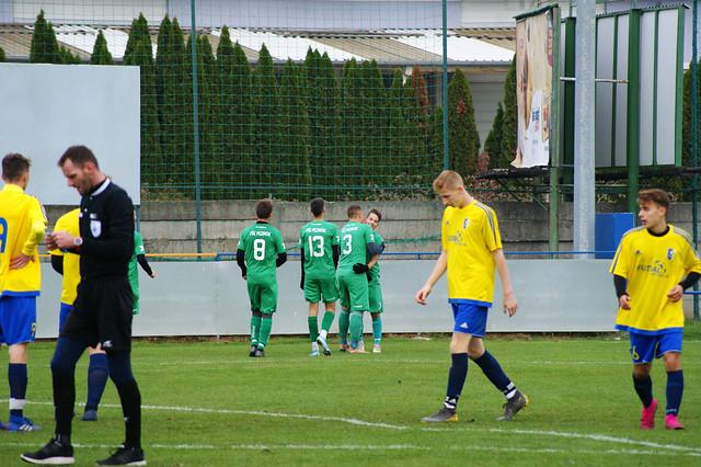 U19: Dunajská Lužná - PŠC Pezinok (11/2019)