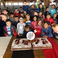 2019.10.02 : Jubilé des enfants