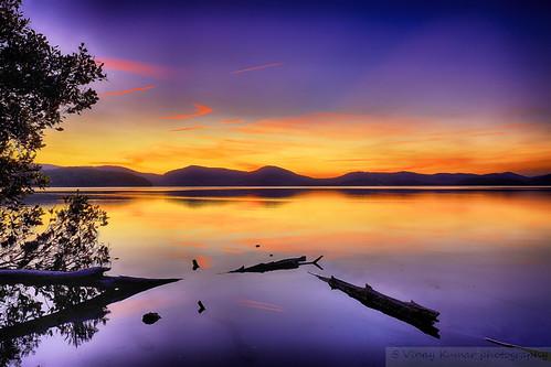 Sunset @ Sunset Picnic Area