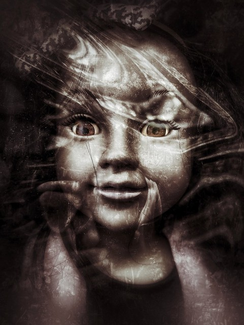 American Girl: The H.R. Giger Collection