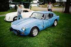 Triumph GT6 MK2 (photo 3)