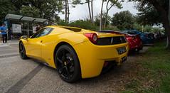 458 Italia Spider
