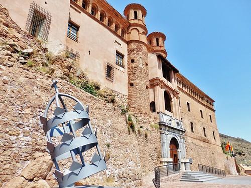 Castillo del Papa Luna - Illueca - Zaragoza