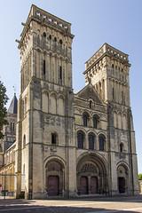 Abbey of Sainte-Trinité, Caen, France