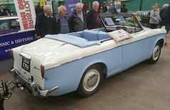 Hillman Minx Series II Convertible (1958)