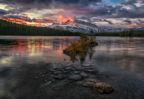 The Beauty of Banff