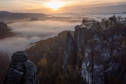 Good Morning Bastei