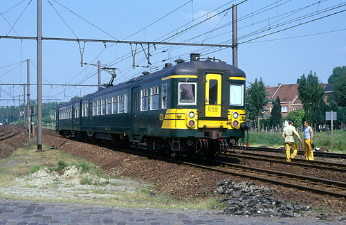 NMBS / SNCB 659