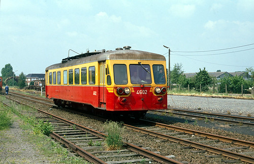 NMBS / SNCB 4602