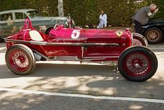1934 Alfa Romeo Tipo B Grand Prix Monoposto