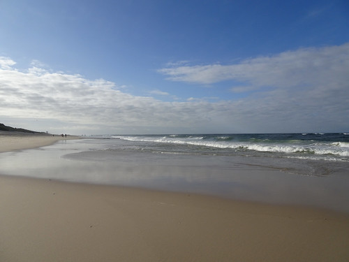 Sandstrand auf Sylt