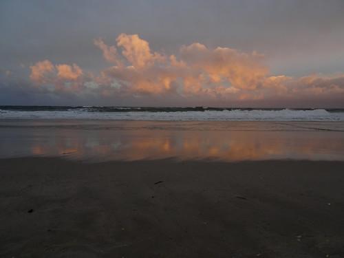 Sonnenaufgang auf Sylt