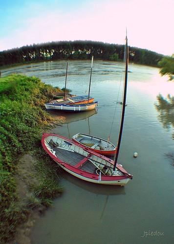 Langoiran (Gironde, Aquitaine, France)