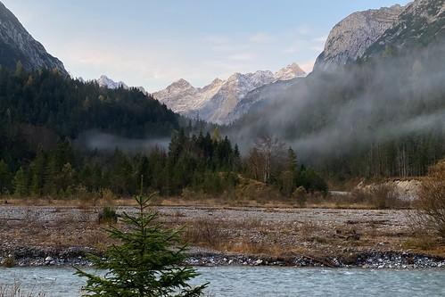 2019-11-01 - 5-Gipfel-Tour Karwendel