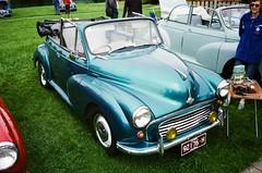 Morris Minor convertible - Betty