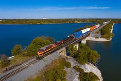 KCSM 4667 - Lake Lavon TX