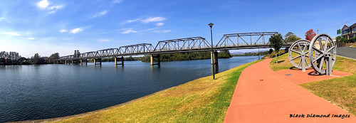 Martin Bridge, Manning River, Taree, Mid North Coast, NSW