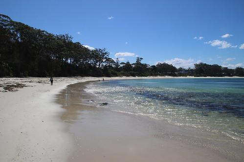 Huskisson Beach, Jervis Bay