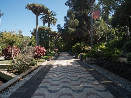 Parque Municipal, Arucas