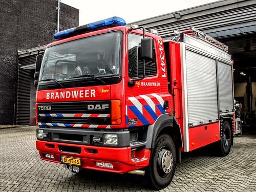 Brandweer | Zuid-Limburg | Reserve | 24-3471