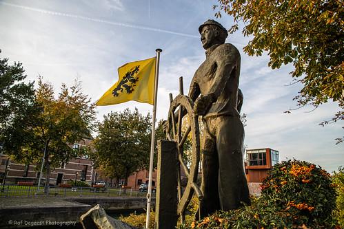 Statue @ Klein Willebroek