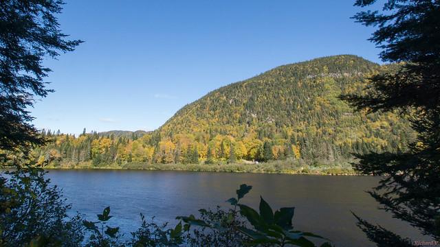 Automne, autumn - Parc Nationale de la Jacques-Cartier, PQ, Canada - 4638