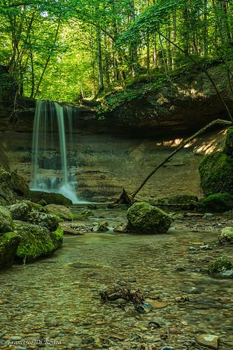 Waterfall Wald (ZH) 6.)1908-5438
