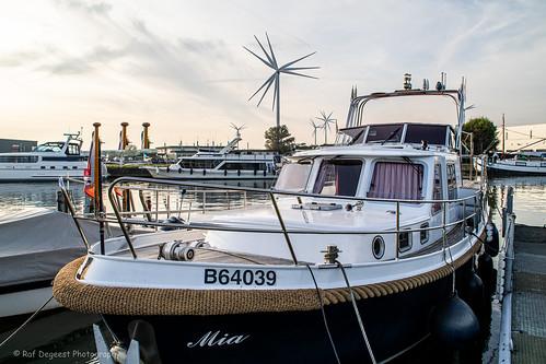 boats @ Klein Willebroek