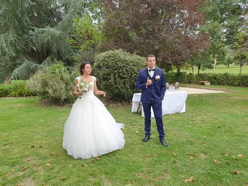 Mariage de Junior et Betty