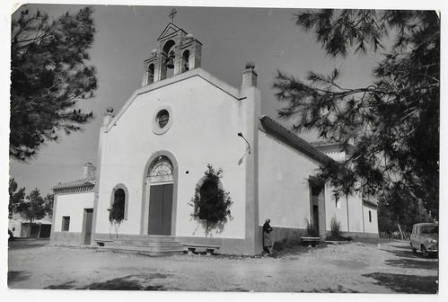 Casas Ibáñez : Santuario de Nuestra Señora de la Cabeza