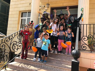 French Halloween Camp 2019