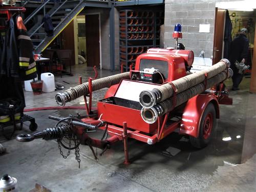 Pompe incendie Battice Herve Province de Liège