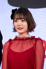 "Hanazawa Kana from ""Human Lost"" at Opening Ceremony of the Tokyo International Film Festival 2019"
