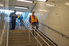 L Project: Station Capacity Improvements at the 1 Av (L) Station