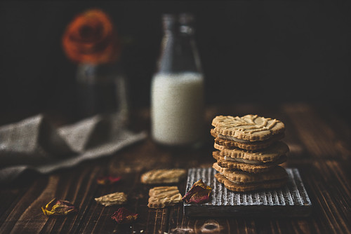 maple leaf cookie