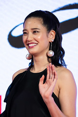 "Yamazaki Hirona from ""Labyrinth of Cinema"" at Opening Ceremony of the Tokyo International Film Festival 2019"