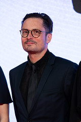 Michael Noer at Opening Ceremony of the Tokyo International Film Festival 2019