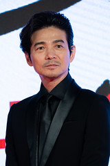"Yoshioka Hidetaka from ""Tora-san, Wish You Were Here"" at Opening Ceremony of the Tokyo International Film Festival 2019"