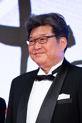 Hagiuda Koichi at Opening Ceremony of the Tokyo International Film Festival 2019
