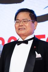 Takemoto Naokazu at Opening Ceremony of the Tokyo International Film Festival 2019
