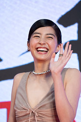 """Sakuma Yui from """"I Was a Secret Bitch"""" at Opening Ceremony of the Tokyo International Film Festival 2019"""
