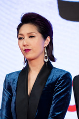 """Miriam Yeung from """"i'm livin' it"""" at Opening Ceremony of the Tokyo International Film Festival 2019"""