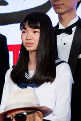 "Yoshida Rei from ""Labyrinth of Cinema"" at Opening Ceremony of the Tokyo International Film Festival 2019"