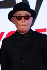 Hiroki Ryuichi at Opening Ceremony of the Tokyo International Film Festival 2019